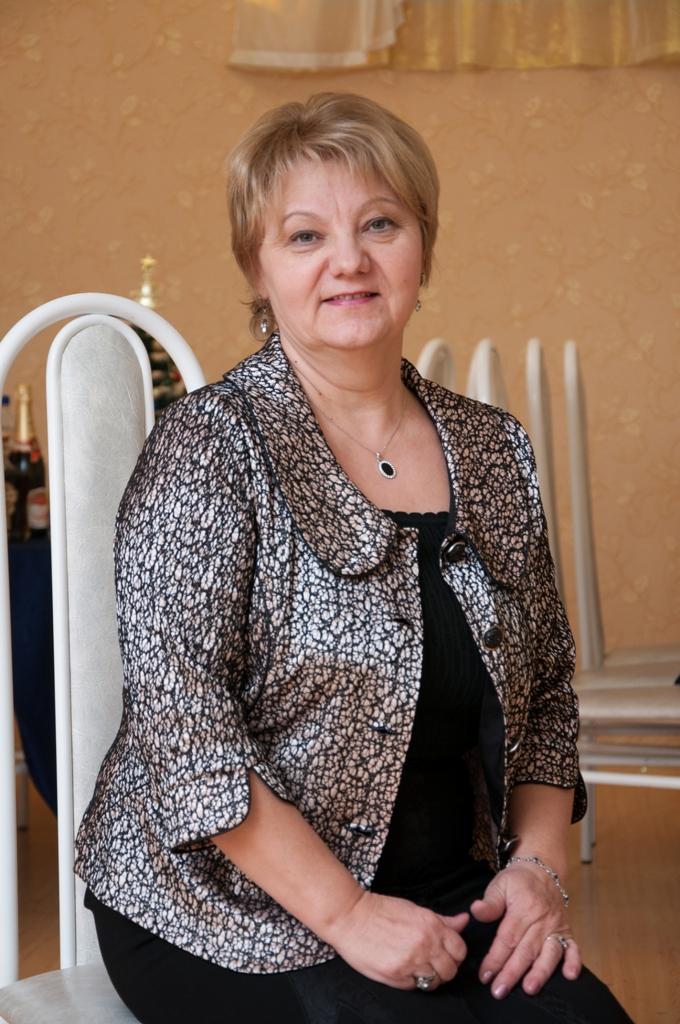 Ганченкова Алевтина Павловна